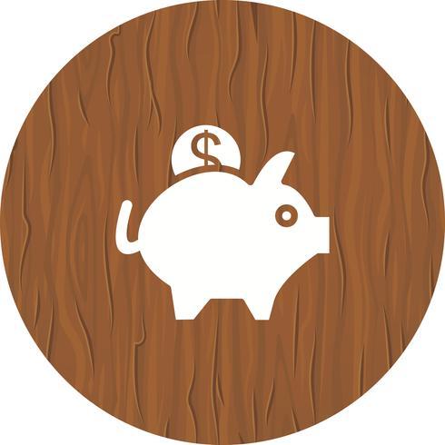 Piggy Bank Icon Design