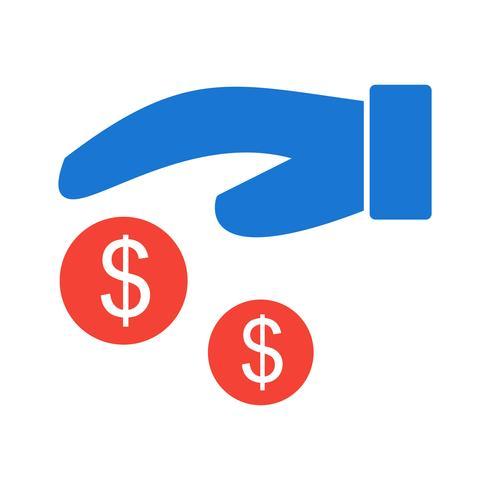 Betalningsikondesign vektor