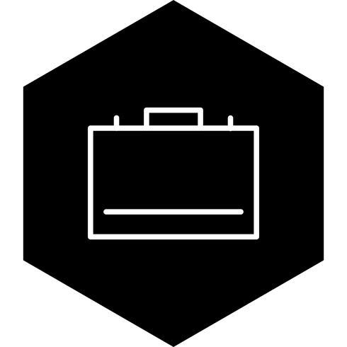 Werkmap pictogram ontwerp