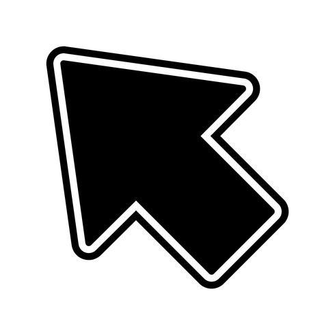 disegno dell'icona del cursore