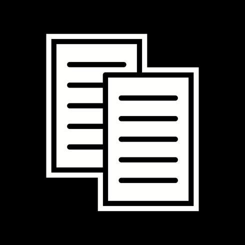 Files Icon Design