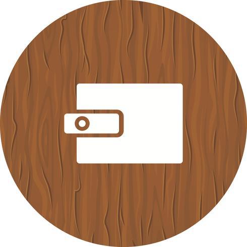 plånbok ikon design