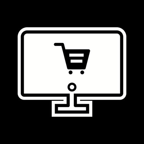 online shopping ikon design