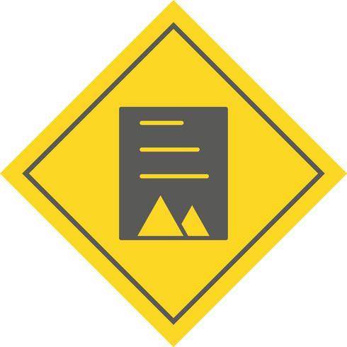 document pictogram ontwerp