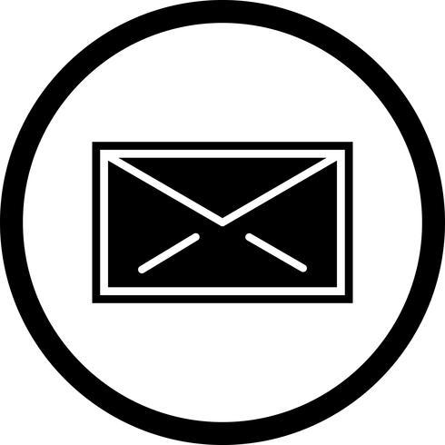 Diseño de icono de correo electrónico