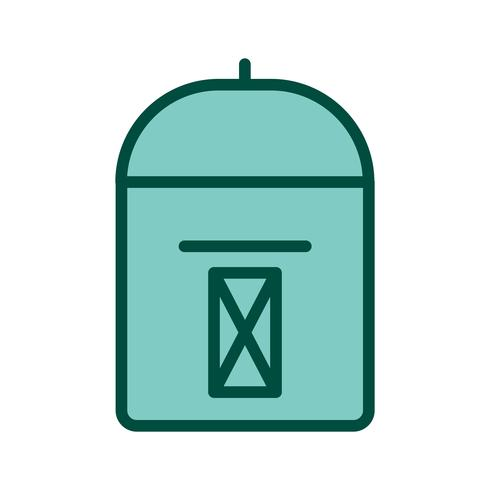 postbox icon design vektor