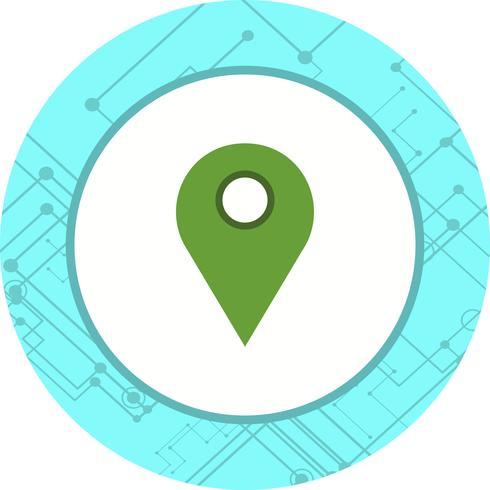 Location Icon Design vector