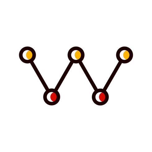 Link Icon Design vector