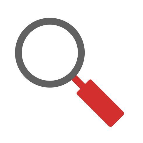 Search Icon Design vector