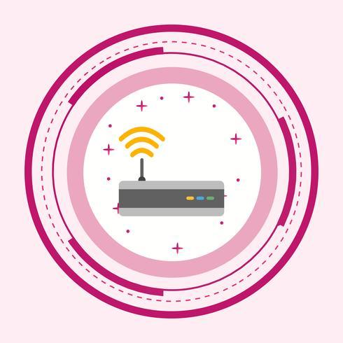 wifi ikon design vektor