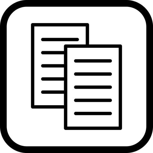 Design de ícone de arquivos