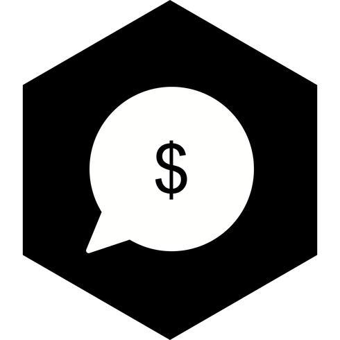 Envoi d'icônes d'argent