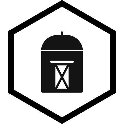 postbox icon design vektor