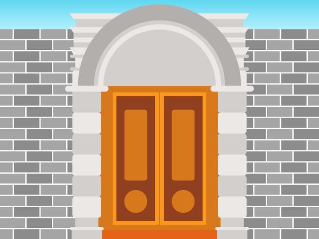 Puerta vector