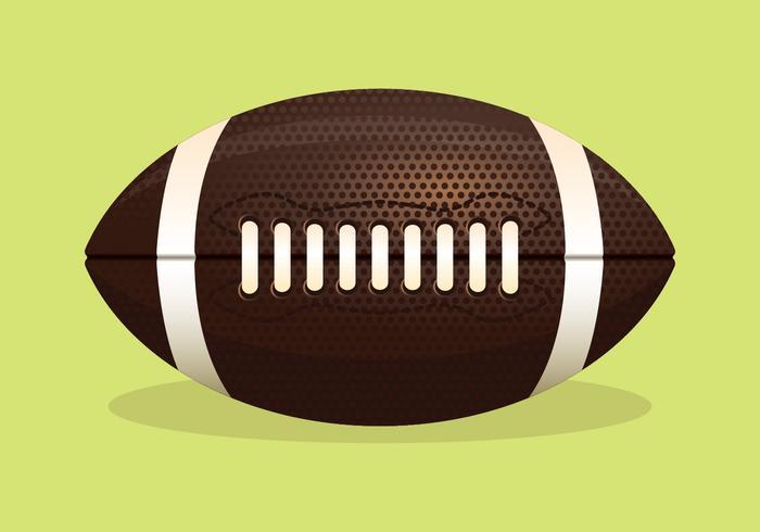 Realistisk fotbolls illustration vektor