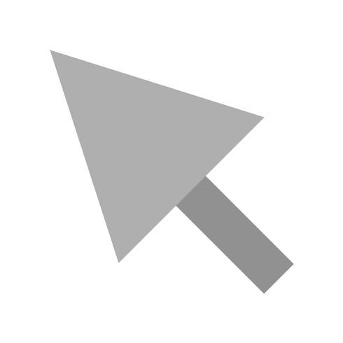 Cursor Icon Design vector