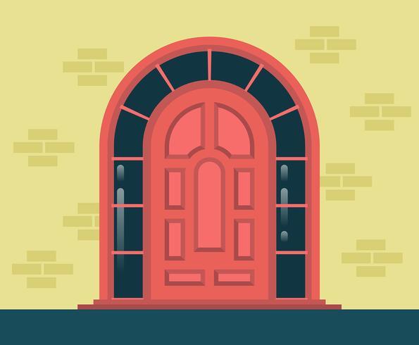 Doors Illustration vector