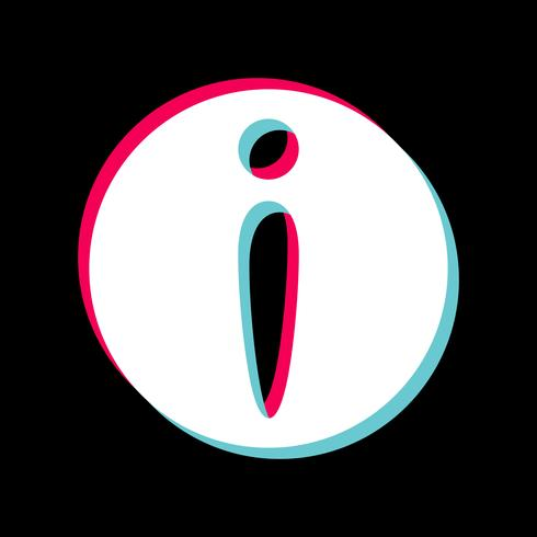 Information Icon Design vector