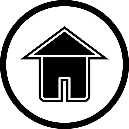 Home Icon Design vector