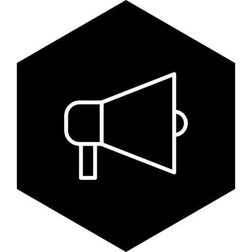 Design de ícone de anúncio