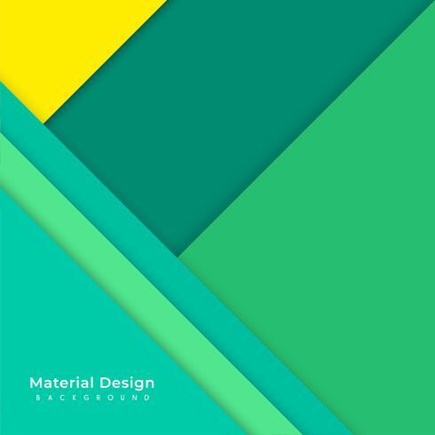 Material design background - Illustration