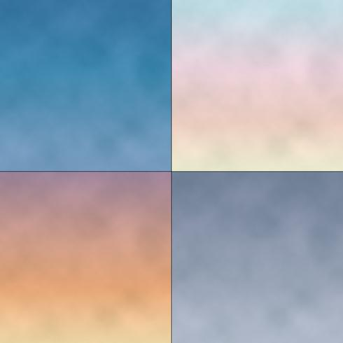 fondos del cielo del efecto del gradiente