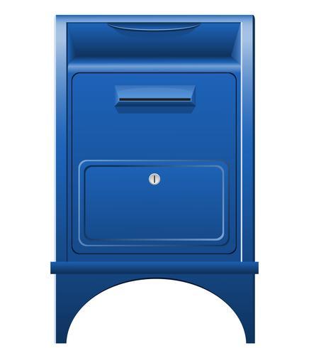 icona di cassetta postale illustrazione vettoriale