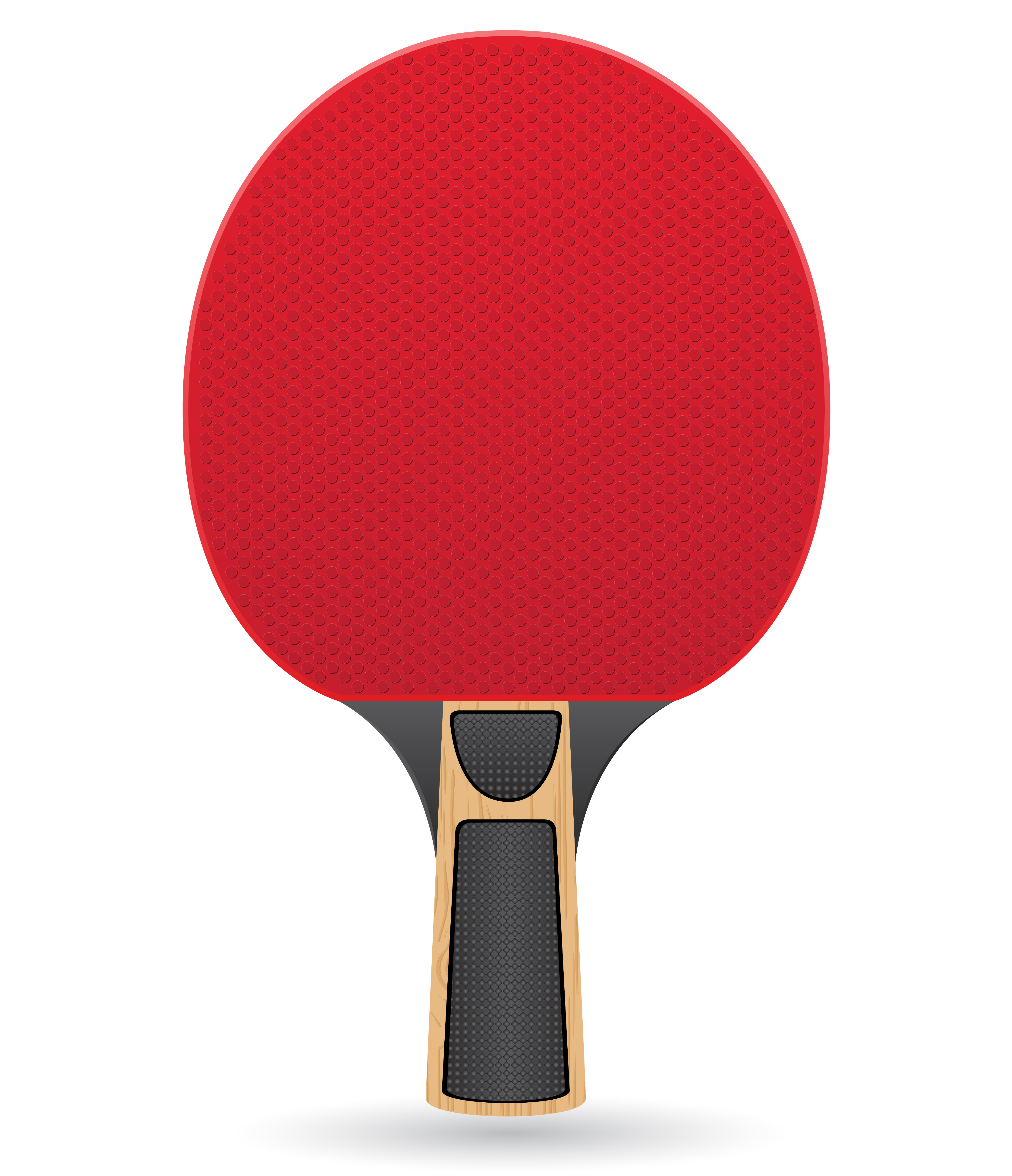 racket for table tennis ping pong vector illustration ...