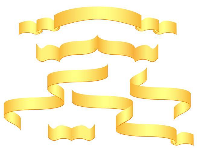 gouden banners