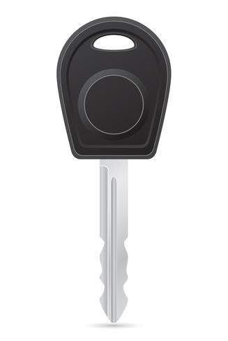 auto sleutel vector illustratie