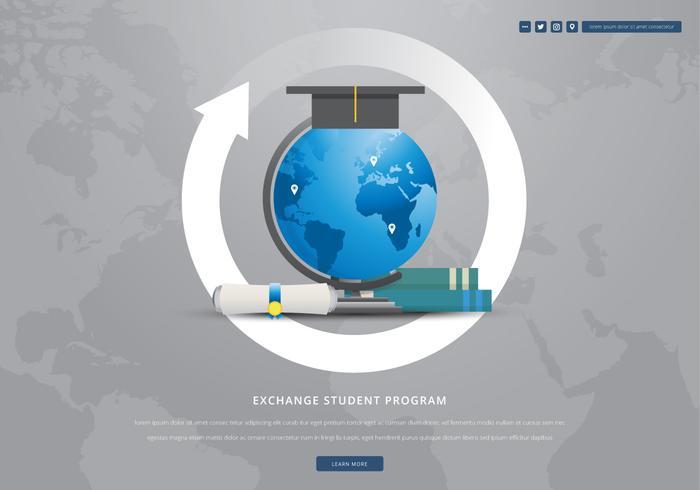 Progetti educativi per studenti di scambio internazionale