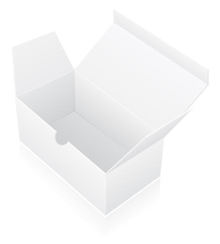 verpakking vectorillustratie
