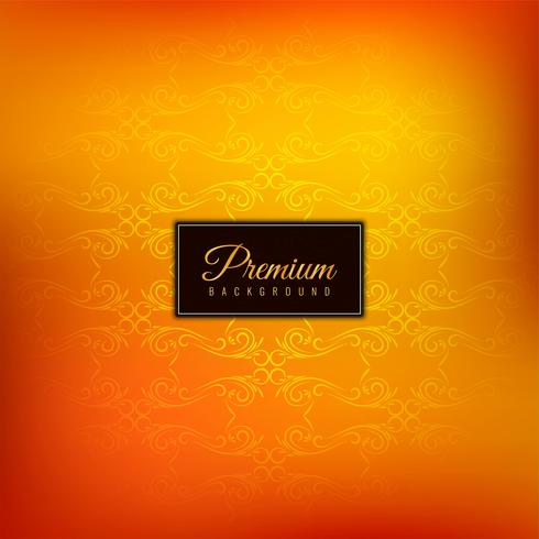 Elegante fondo premium hermoso