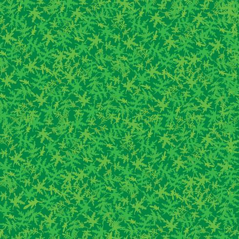 Motif floral abstrait. Les feuilles tourbillonnent vecteur