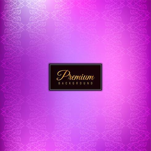 Fondo decorativo de lujo premium.