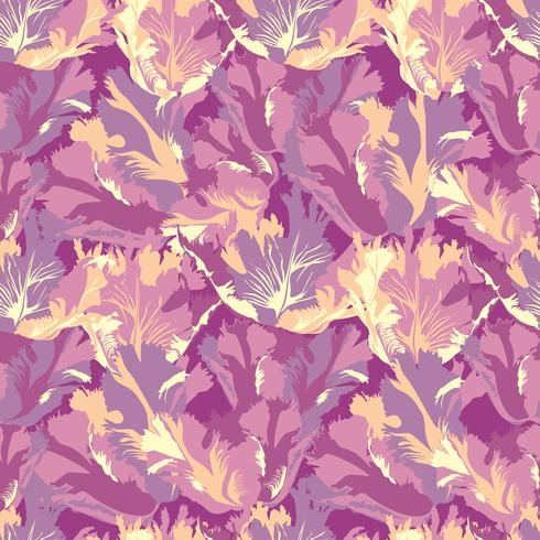 Modelo inconsútil del pétalo abstracto de la flor. Fondo texturizado