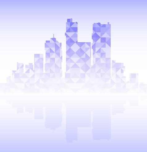Silueta urbana