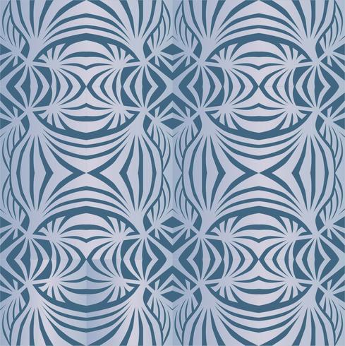 Motif géométrique abstrait Texture transparente de la vague. Ornement floral