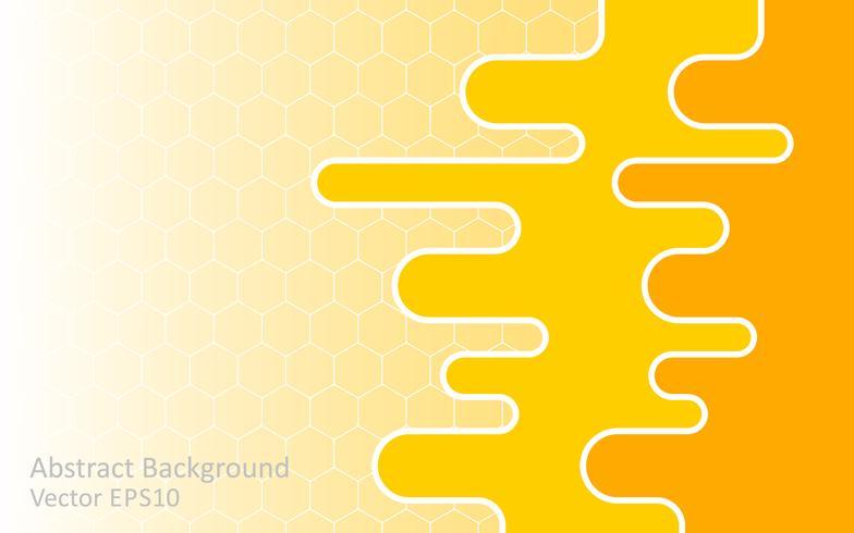 Abstrakter Vektorhintergrund, Schablonendesign
