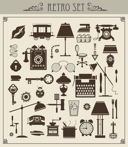 Vintage voorwerpen