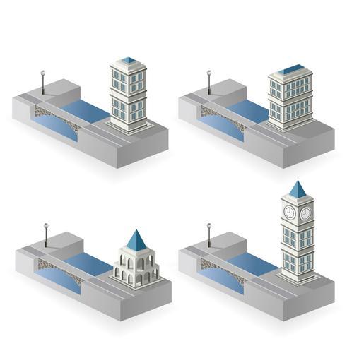 Casas isometricas