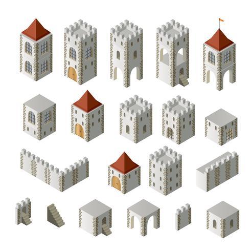 Edificios medievales