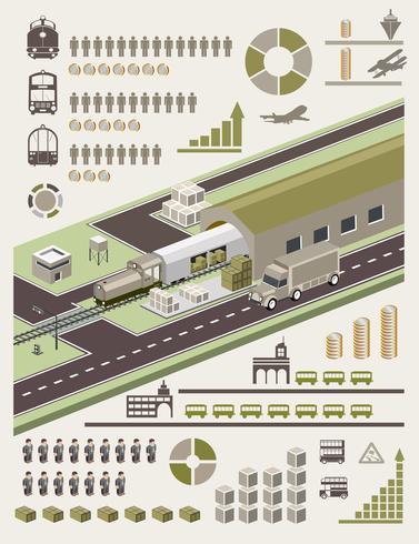 Información de elementos gráficos.