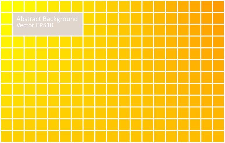 Priorità bassa astratta delle mattonelle gialle