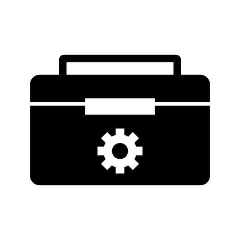 cassetta degli attrezzi Glyph Black Icon