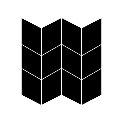 Karta Glyph Black Icon