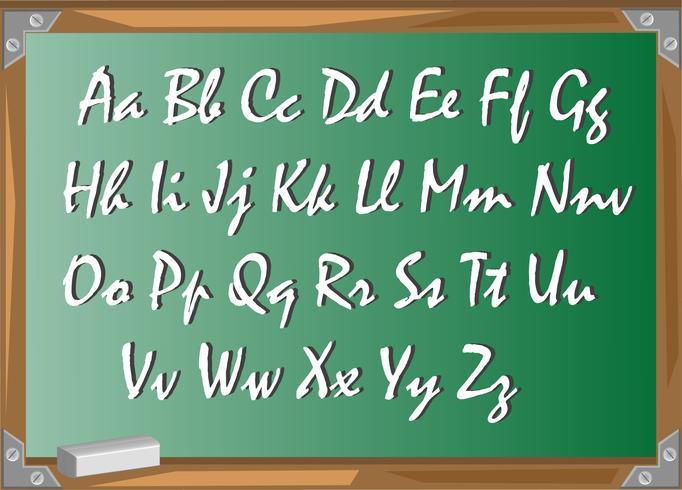 Bordschule und Briefe