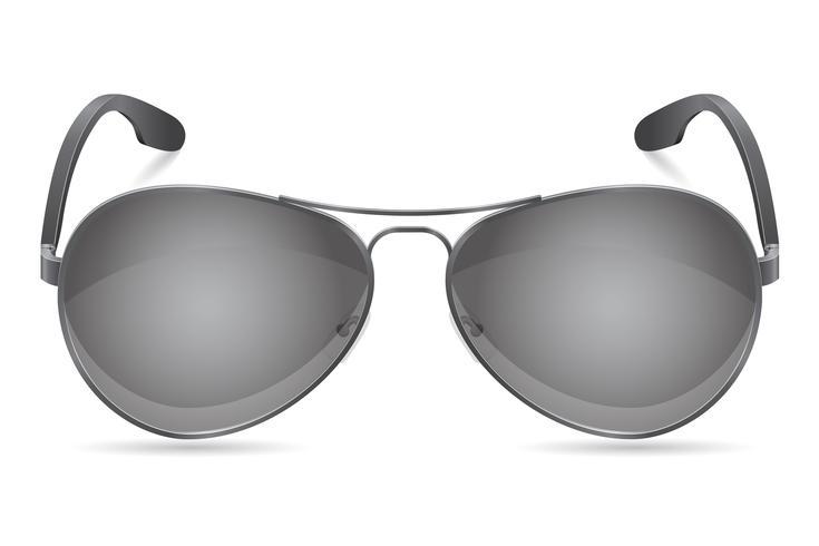 hombres gafas de sol vector illustration