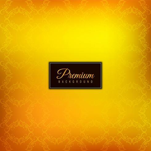Dekorativer Luxusprämienhintergrund