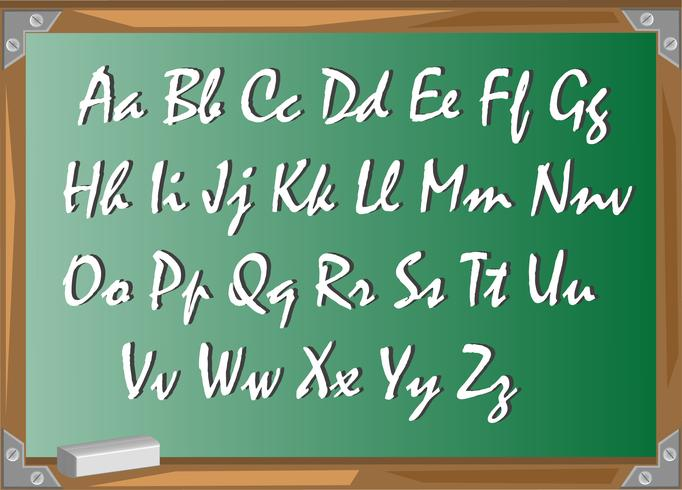 board school and letters